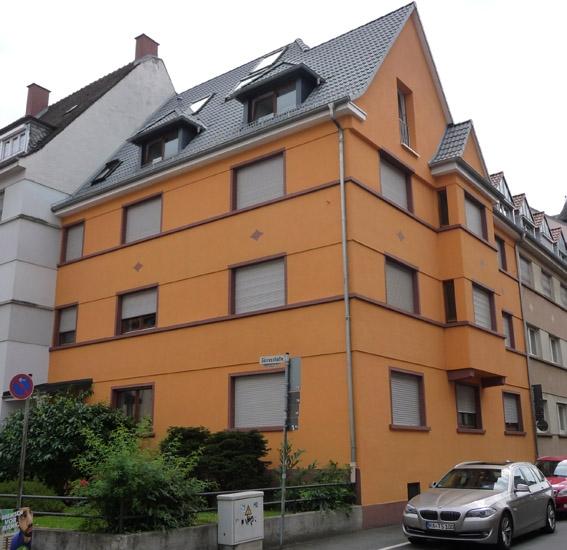 Unser ruhigens Haus in der Görresstraße 2