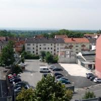 Über den Dächern Aschaffenburgs!